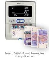 Safescan 155-S Automatic Counterfeit Detector